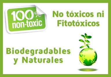 Biodegradables y Naturales